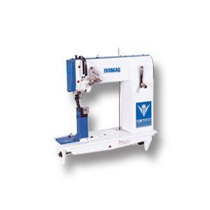 Máquinas de costura de columna, 1 y 2 agujas