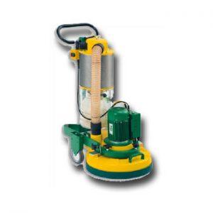 Línea completa de máquina de rodillo, disco y banda para lijar y pulir pisos de Madera.