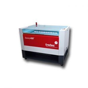 Serie Speedy400: Máquina de grabado y Corte